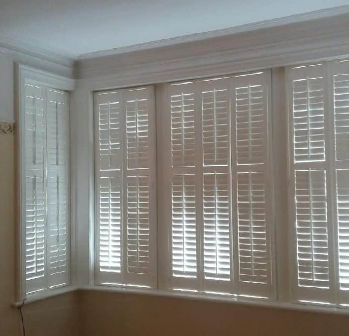 Recent Jobs: Large Window Shutters Gosforth