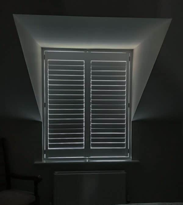 Recent Jobs: Total blackout shutter blinds in Wallsend
