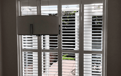 Recent Jobs: Window and sliding Bi-fold shutters in North Shields